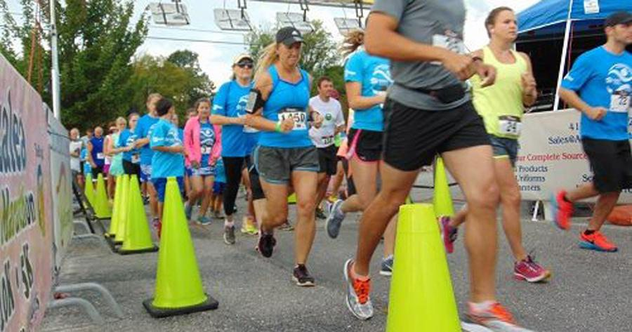 Run for Charity in Springfield MO