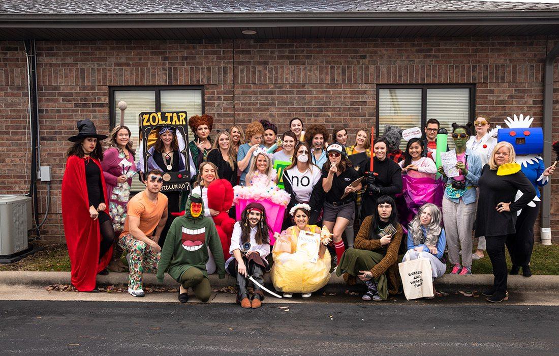 Halloween 2019 417 Magazine staff photo