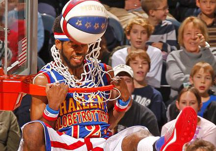 Harlem Globetrotters in Springfield MO