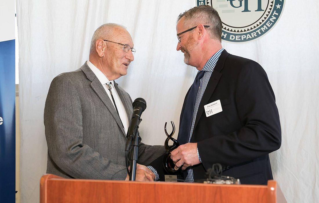 Harold Bengsch and Clay Goddard Springfield MO