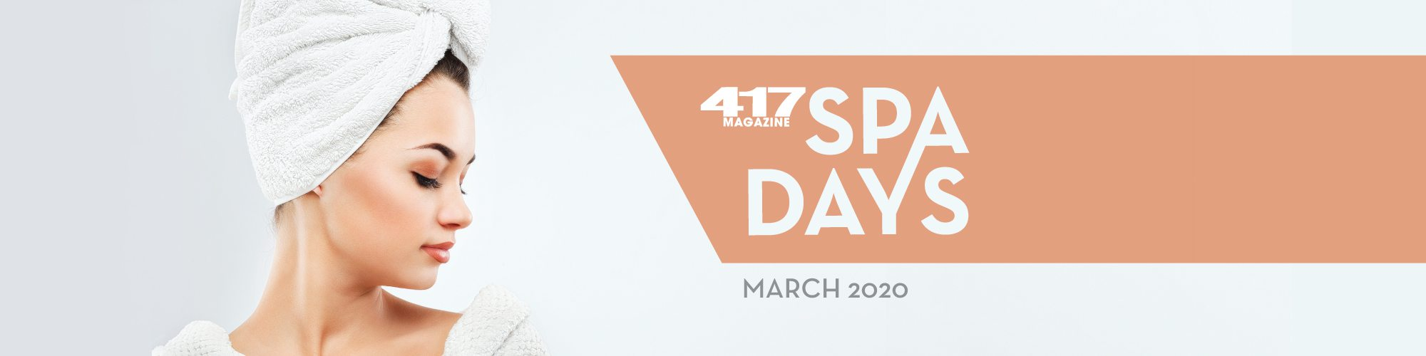 417 Magazine's Spa Days 2020