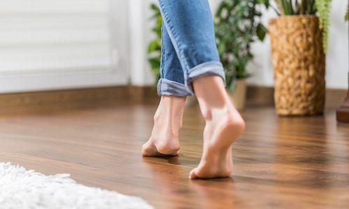Heated floor Shutterstock image