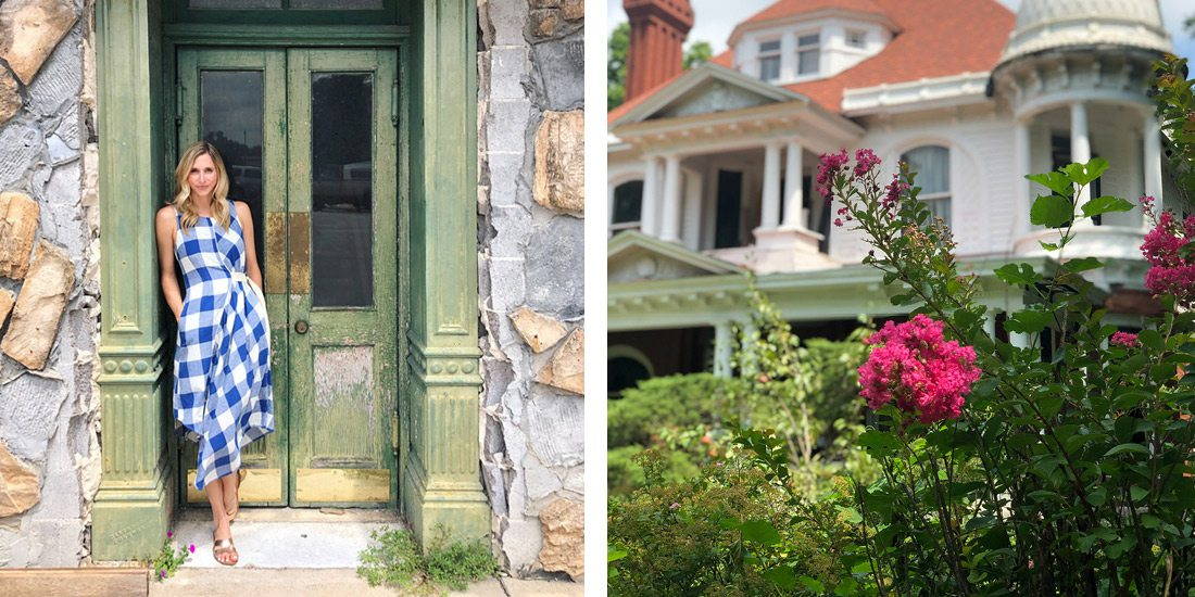 Heather Kane and Historic Homes in Carthage