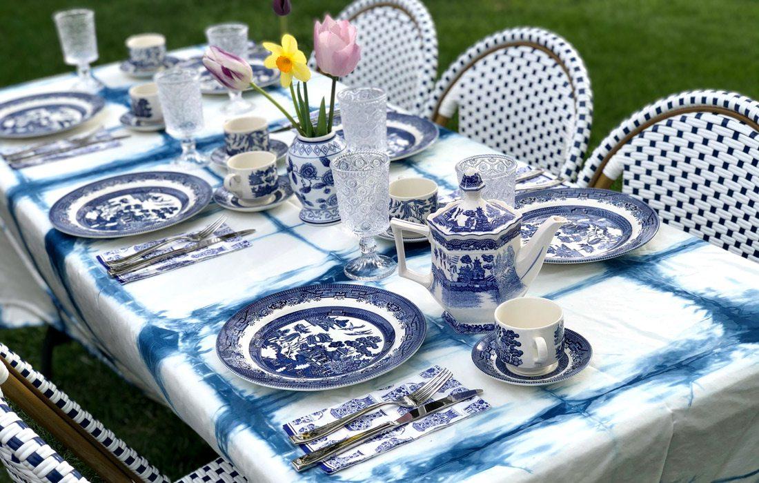 Heather Kane table arrangement photo