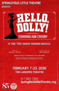Audition for Hello, Dolly! in Springfield, MO