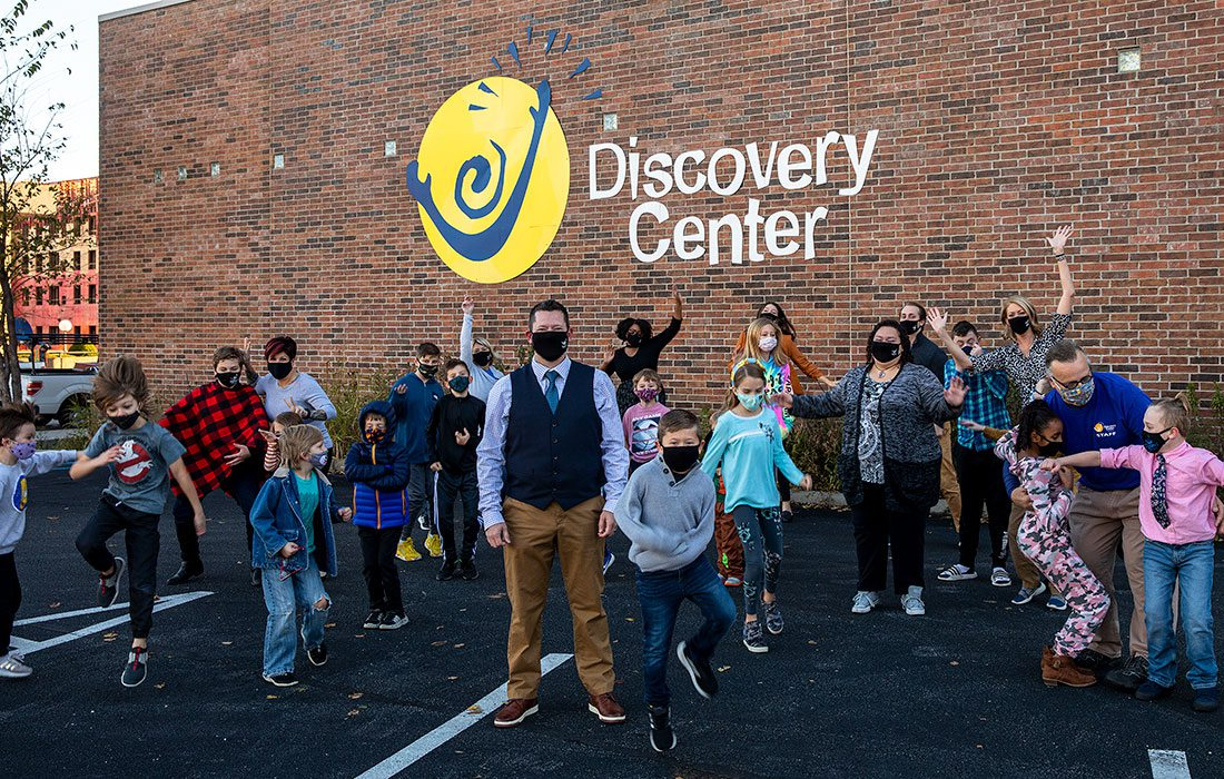 Rob Blevins, Director of The Discovery Center in Springfield MO