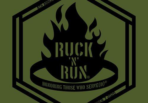 Ruck 'N' Run 2020 logo