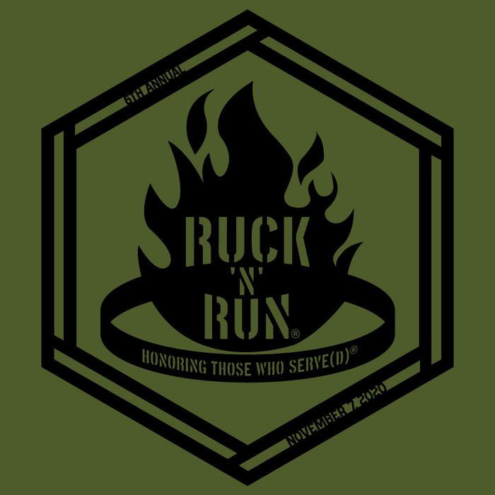 Ruck N Run 2020 logo