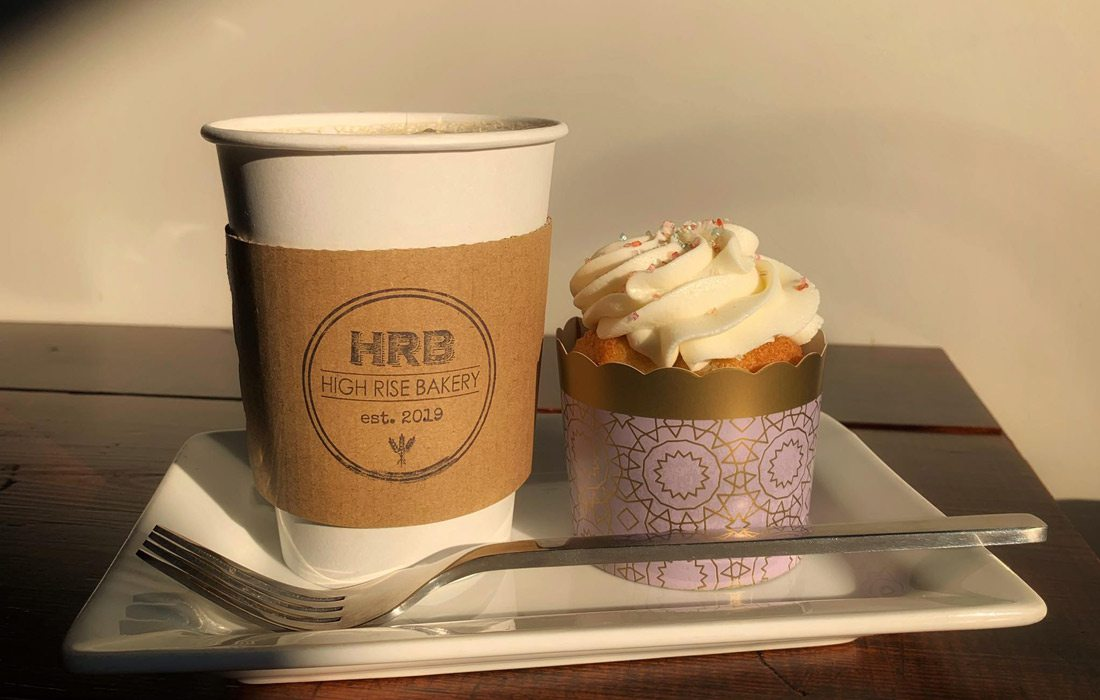Photo of food from High Rise Bakery in Jefferson City, MO.