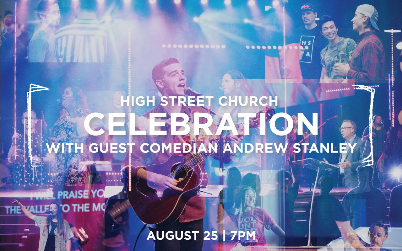 High Street Church Celebration in Springfield, MO.