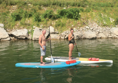 Hike, SUP & Winery with 37 North Expeditions
