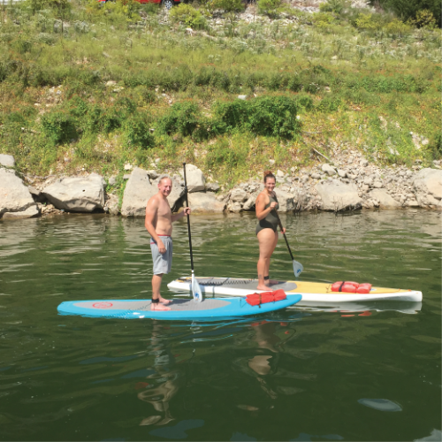 Standup Paddle-Boarding near Springfield, MO