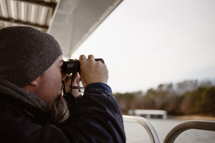Boat tour in Ozark, MO