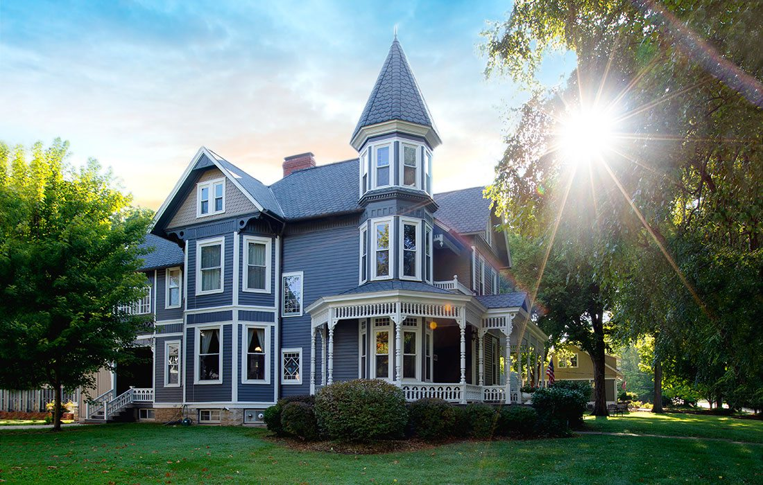 Historic Homes - Victorian - By Brandon Alms