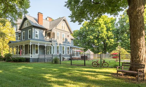 Historic Victorian home in Springfield, MO