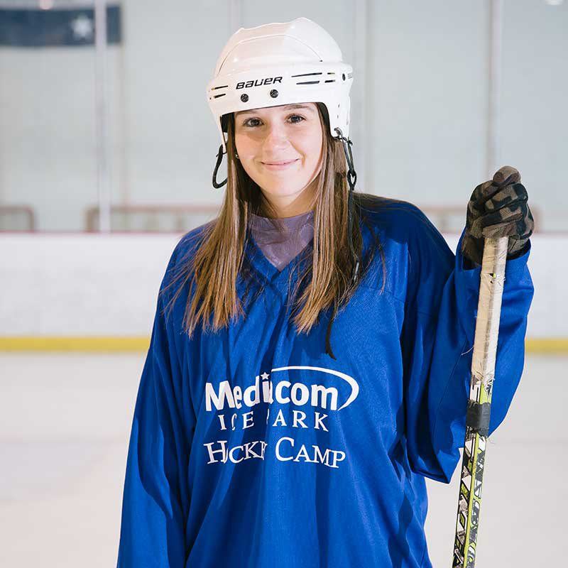 Hockey Springfield-Greene County Park Board Jenna DeJong