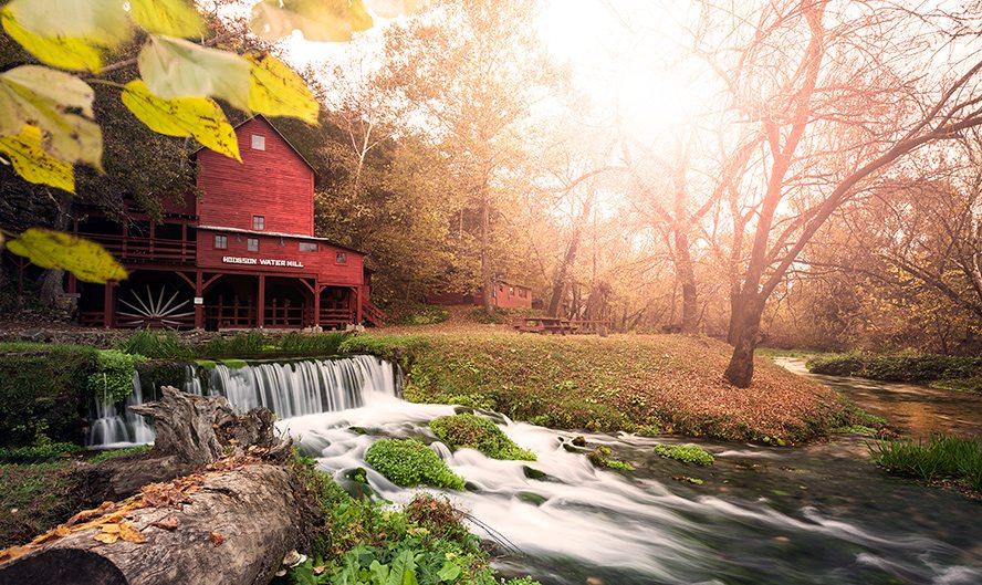 Hodgson Mill in Dora, MO.