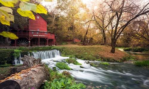 Hodgson Mill outside of Springfield MO