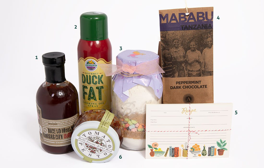 Gifts for a foodie
