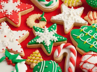 christmas cookies baking class