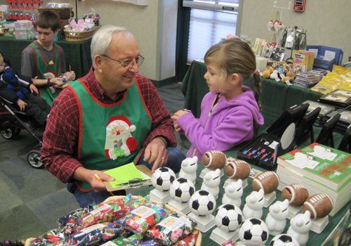 Holiday Store for Kids & Holiday Open House