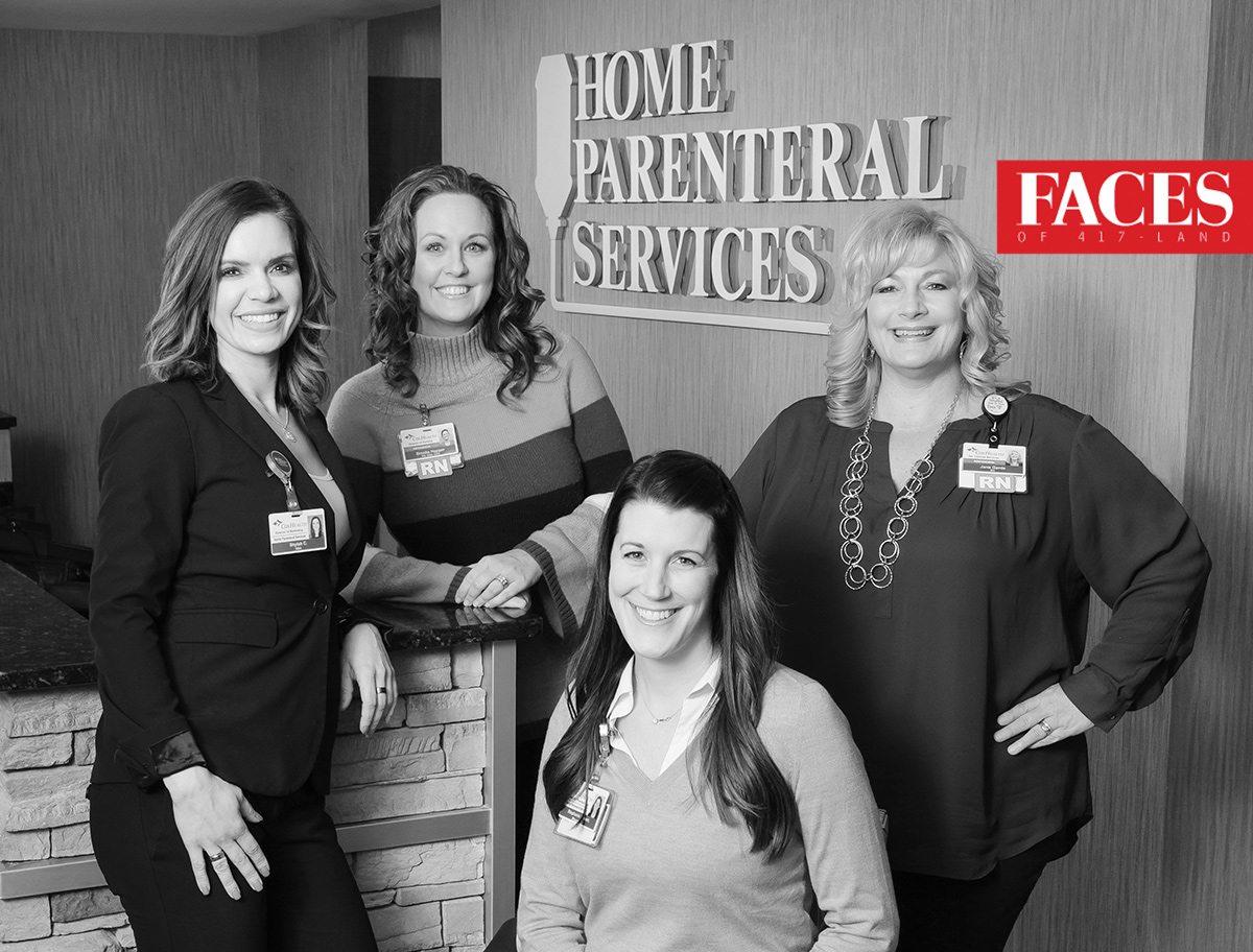 Home Parenteral Services Springfield MO