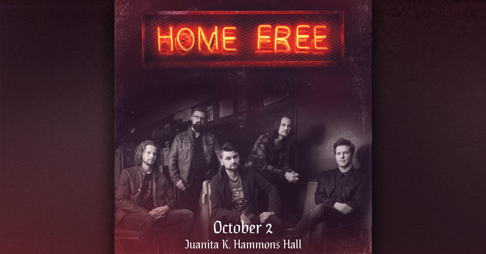 Home Free country a capella group
