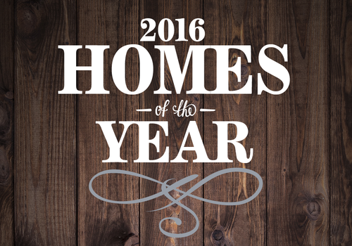 Homes of the Year 2016