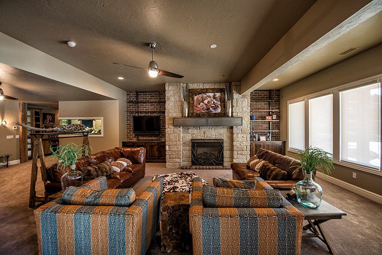 417 Home - Homes of the Year 2016 - $1 Million Plus Winner - Basement