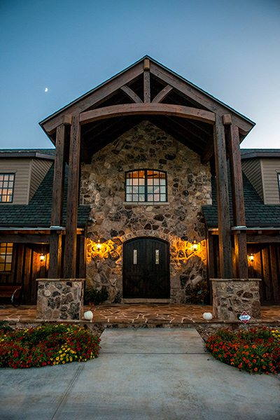 417 Home - Homes of the Year 2016 - $1 Million Plus Winner - Front Facade