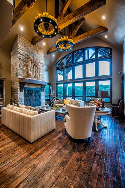 417 Home - Homes of the Year 2016 - $1 Million Plus Winner - Great Room