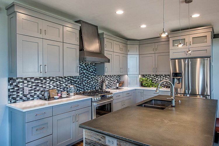 417 Home - Homes of the Year 2016 - Less than $500,000 Winner - Kitchen