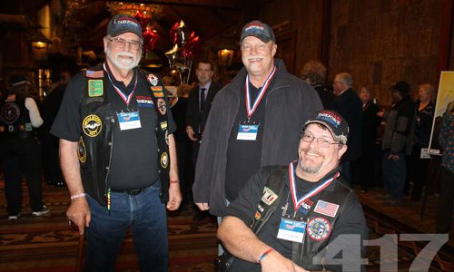 Dinner and Auction for Honor Flight of the Ozarks 2019
