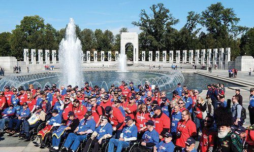 Honor Flight of the Ozarks