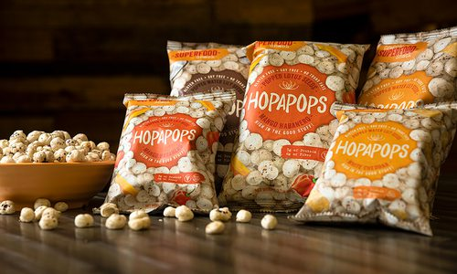 Hopapops product photo by Brandon Alms