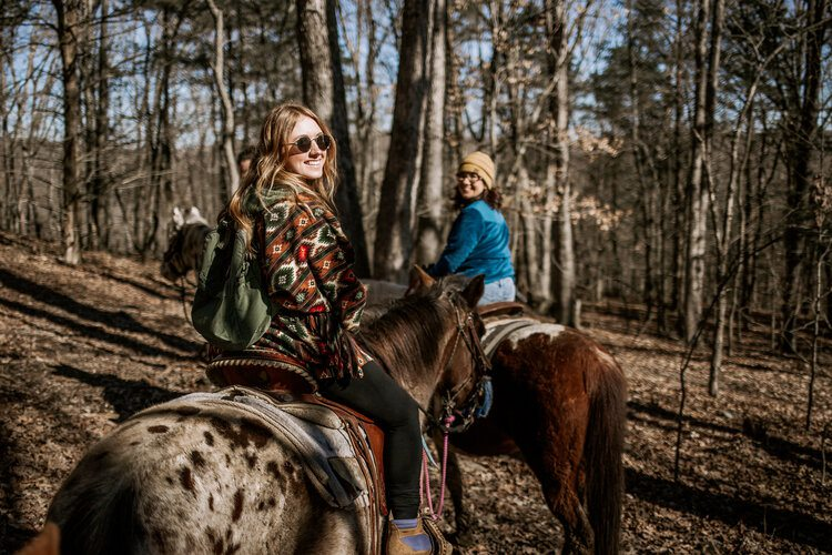 Horseback riding in Ozark, MO