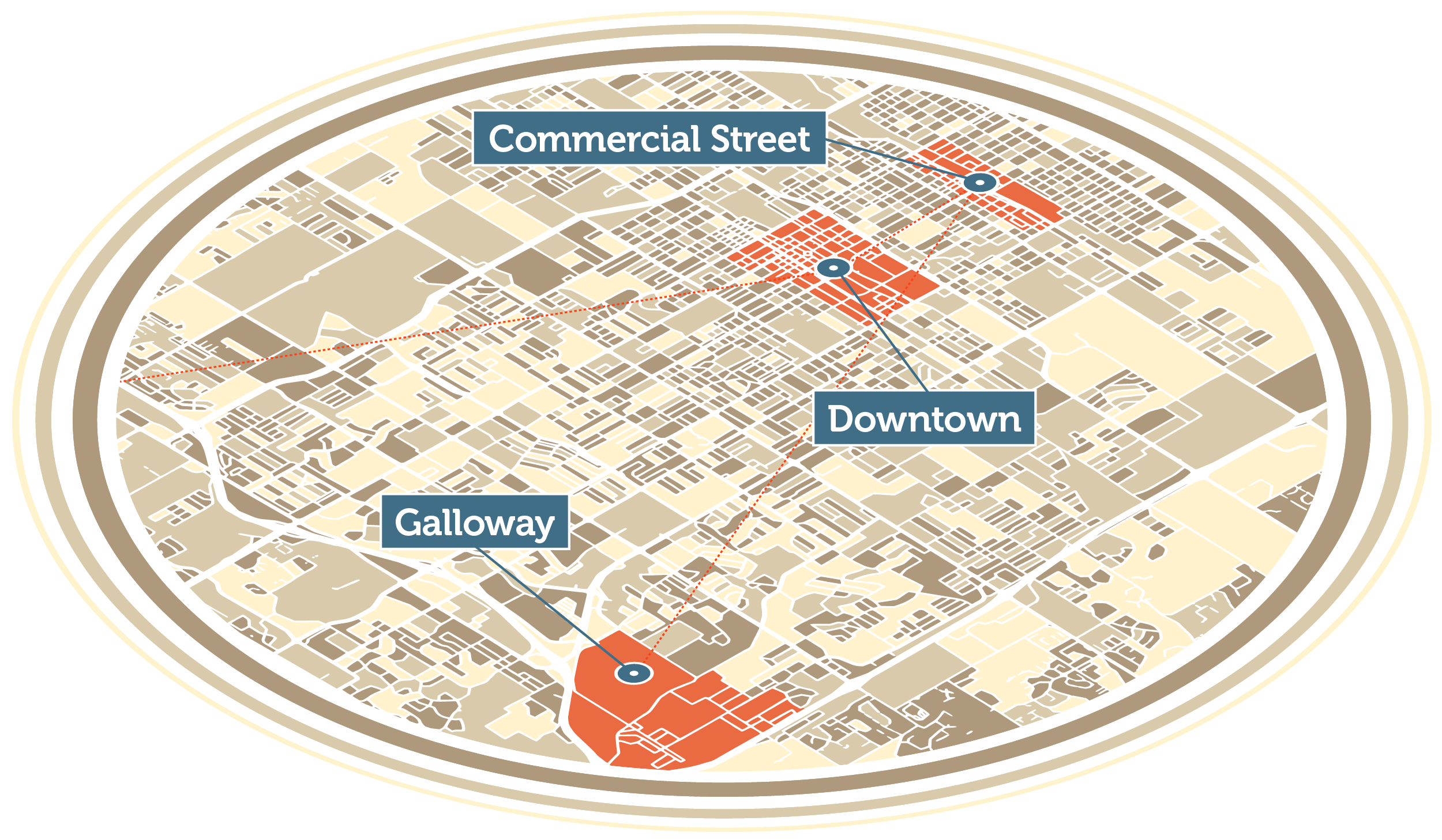 Hot Spots: Rising Developments in Downtown Springfield, Commercial Street and Galloway