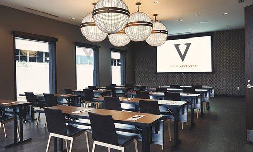 Meeting Room at Hotel Vandivort