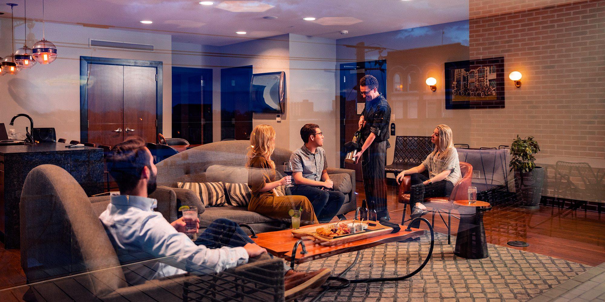 Hotel Vandivort, luxury hotel in downtown Springfield, MO