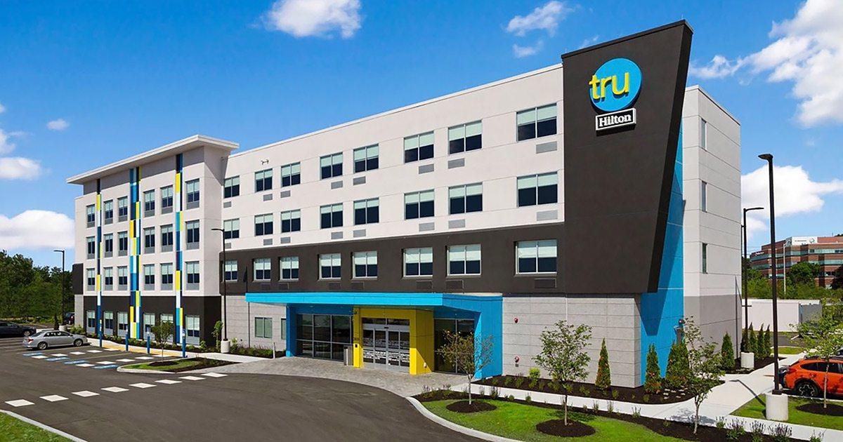 Tru by Hilton millennial hotel Springfield MO