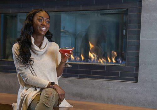 Hotel Vandivort Fireplace in Springfield MO