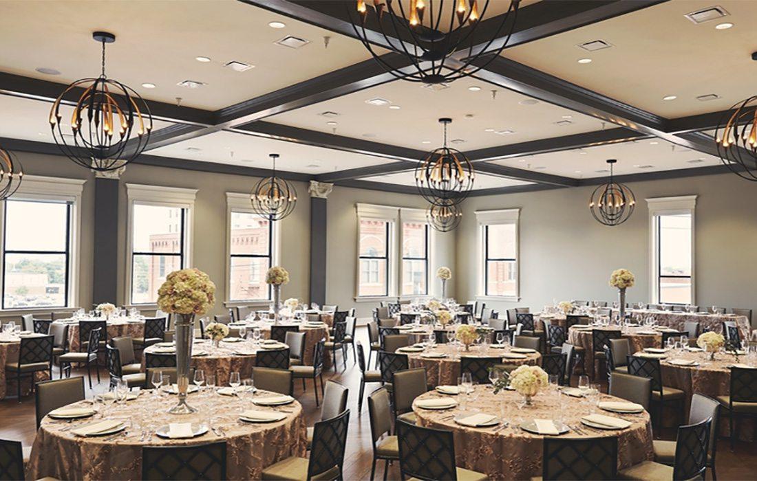 Hotel Vandivort's Ballroom
