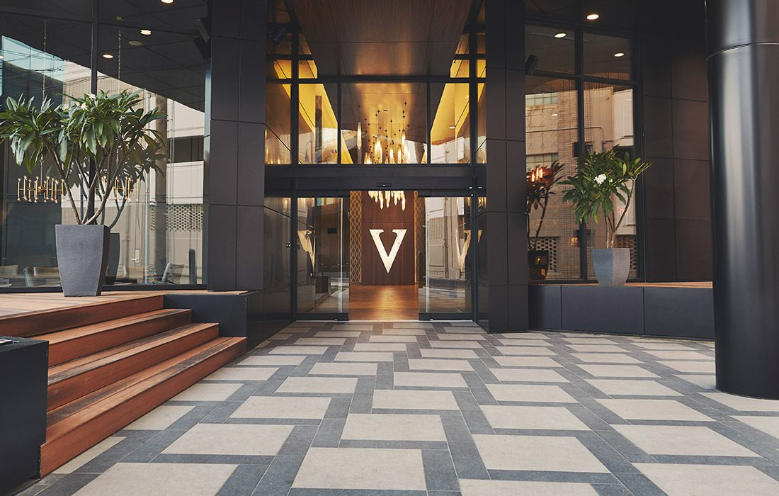 Hotel V exterior