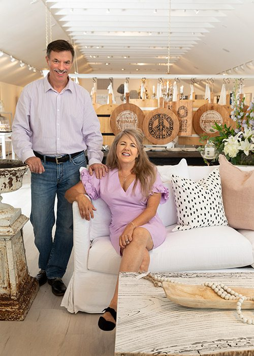 Owners of House Counsel home decor store in Springfield MO