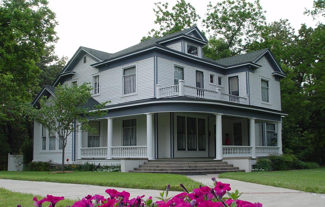 Hemingway Pfeiffer Museum and Educational Center in Piggott, AR