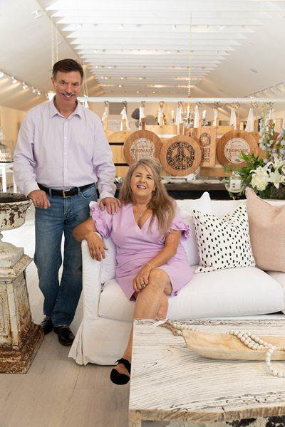 Mark and Jeannie Breshears