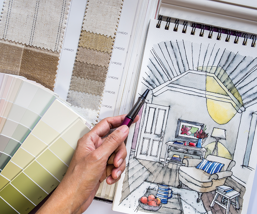 How To Pick An Interior Designer