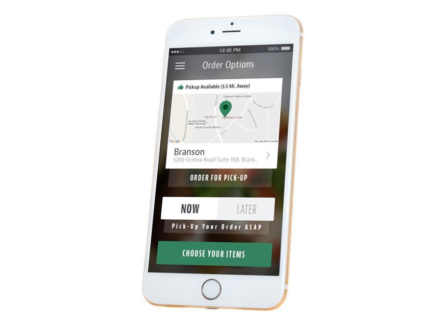 How Vasken's Deli Handles Online Orders