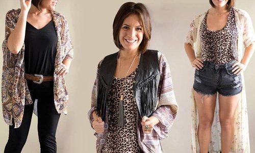 How to Wear It: Kimonos