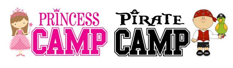 Princess/Pirate Camp in Springfield, MO